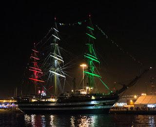 Otra foto de la regata de cadiz