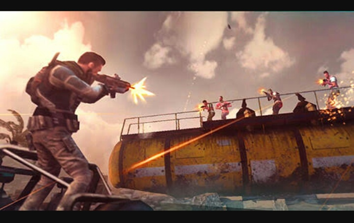 Best shooting fps games for android march 2019