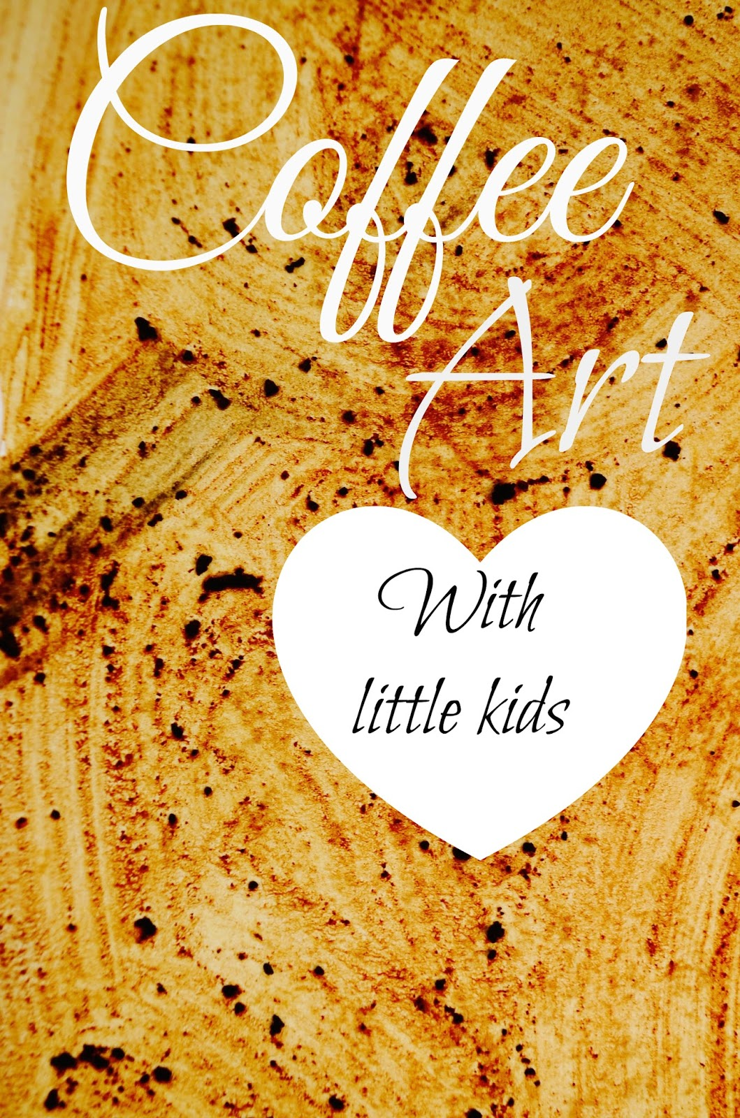 The Practical Mom: Coffee Art