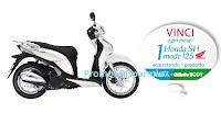 Logo Vinci un motorino con Gillette e vinci 5 Scooter SH 125 Mode - Honda