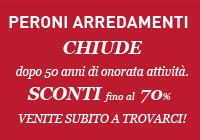 Peroni Mobili Roma Tuscolana.Saleseek Peroni Arredamenti Chiude Roma