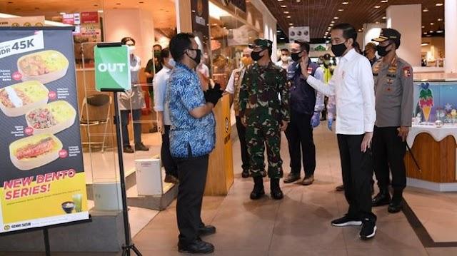 Jokowi Puji Kota Bekasi Tangani Covid 19, Ridwan Kamil New Normal Bukan Relaksasi