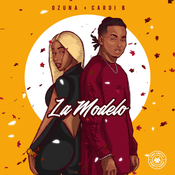 Ozuna - La Modelo (feat. Cardi B) - Single Cover
