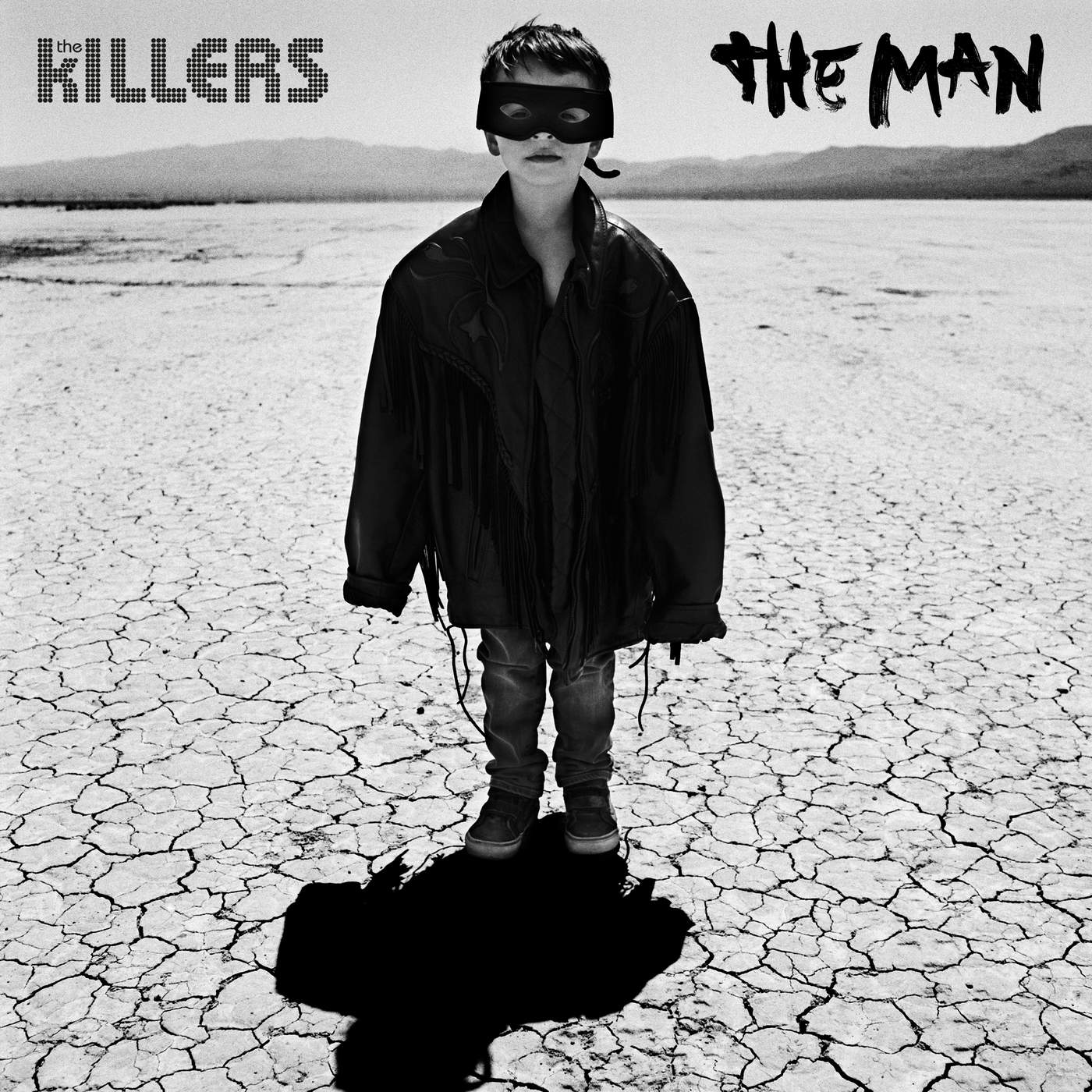 The Killers - The Man - Single Cover