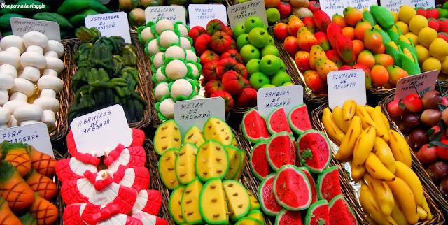 Il mercato della Boqueria.
