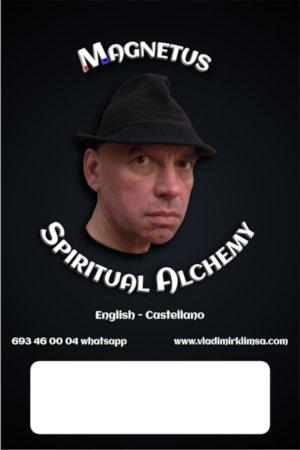 Cartel VladimirKlimsa Spiritual Alchemy