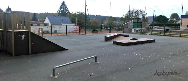 skate park Artannes