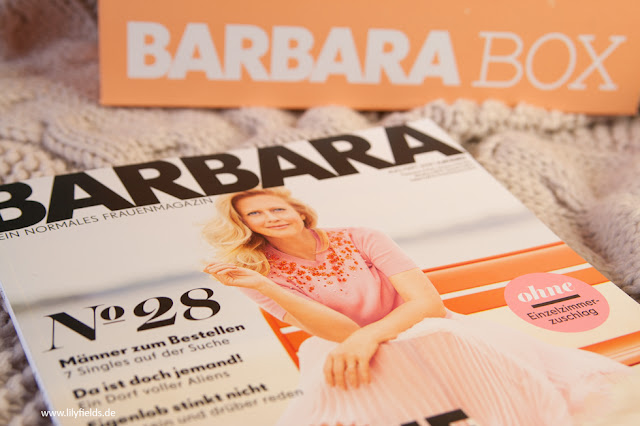 Barbara Box - 04/2018 - unboxing