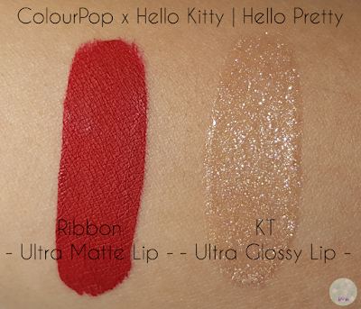 ColourPop x Hello Kitty - Hello Pretty | Kat Stays Polished