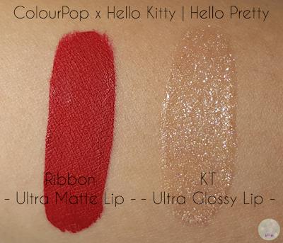 ColourPop x Hello Kitty - Hello Pretty | Kat Stays Polished