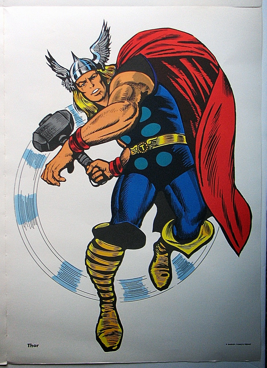 O PODEROSO THOR (THE MIGHTY THOR)