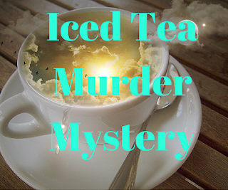 Iced Tea Murder Mystery Riddle