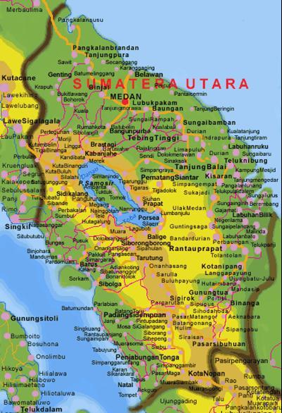 Loker Tebing Tinggi Sumut Terbaru 2013  Nama Kabupaten Kota Di Provinsi Sumatera Utara Negeri Pesona