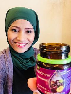 InnerShine Pati Prun dengan vitamin E