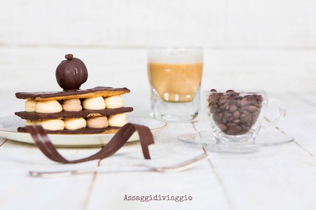 White Russian Dessert