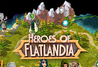 Miceloe - Download Game Heroes of Flatlandia Mod APK v1.2.4