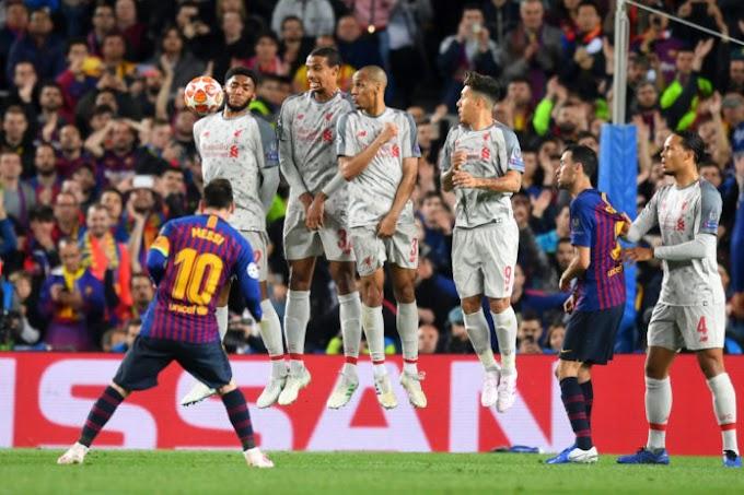 Barcelona Selangkah ke Final Liga Champions 2018/2019