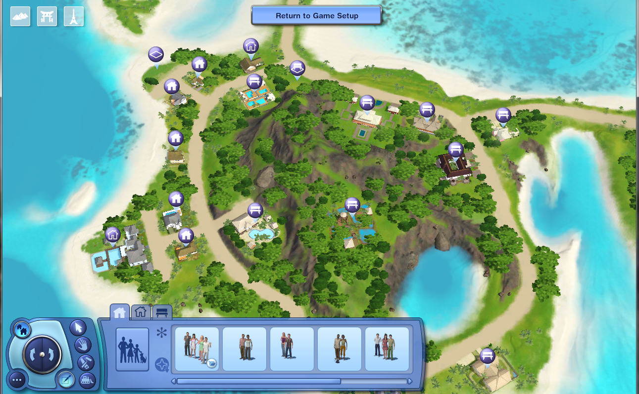 sims 3 sunlit tides gold edition