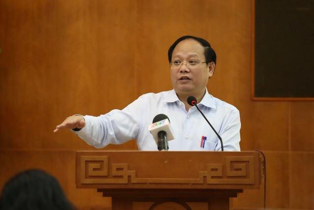 Ban Thường vụ Thành ủy đã thống nhất kết luận ông Tất Thành Cang