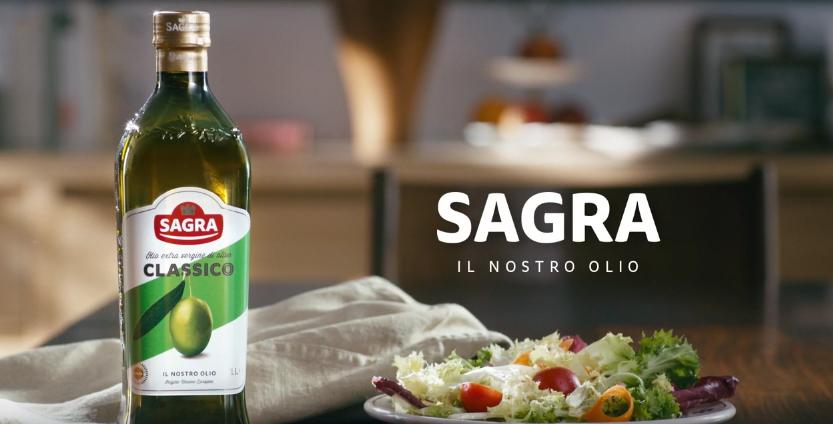 Canzone Sagra pubblicità il nostro olio - Musica spot Dicembre 2016