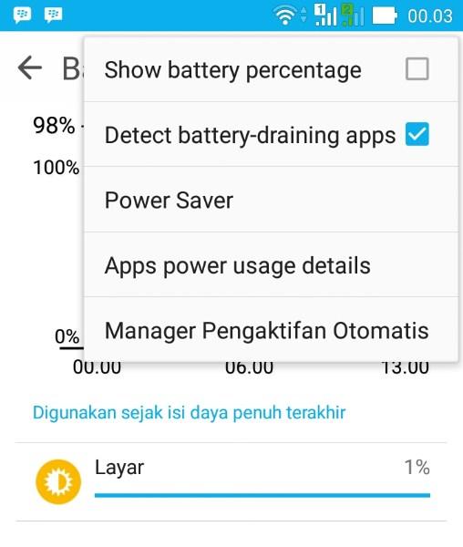 Mengatasi Error Detected Battery Draining Apps Cara Mengatasi Detected Battery Draining Apps Pada Smartphone Asus