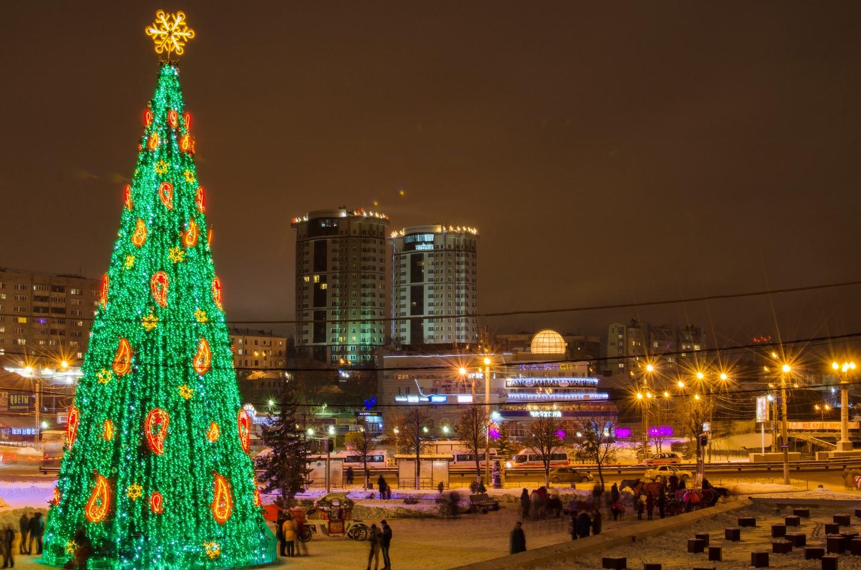 Площадь Пушкина. Иваново