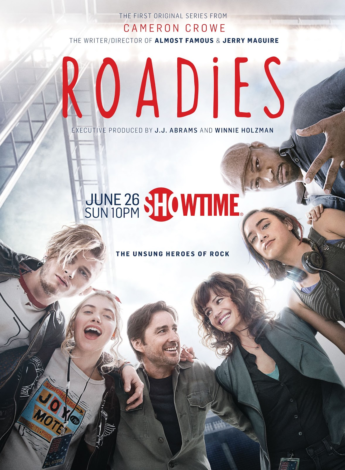 Roadies Roadies 1ª Temporada Episódio 07