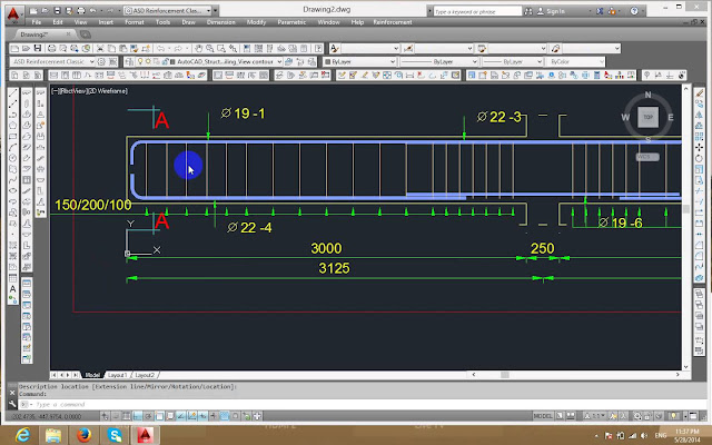 AutoCAD Structural Detailing - Formwork Drawings Users Manual