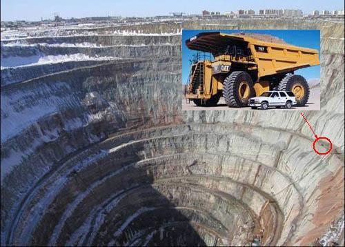 Biggest Diamond Mine In The World