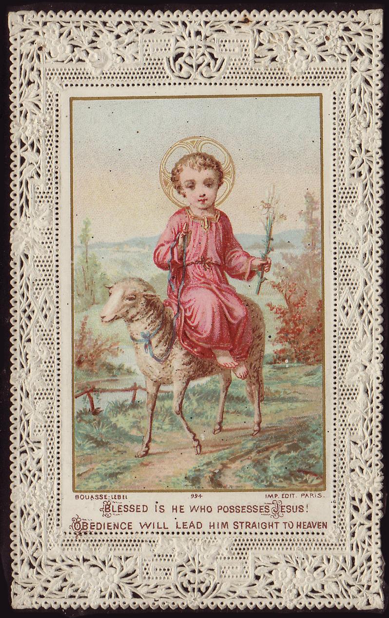 Lamb Of God Agnus Dei