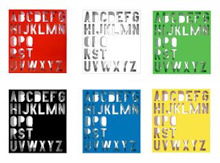 Diseño de librero con diferentes colores