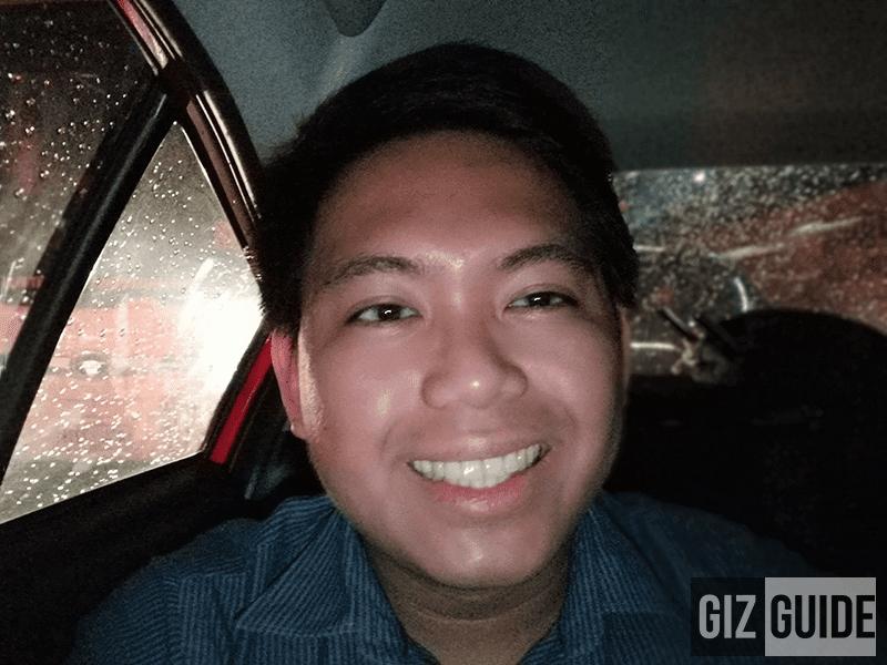 Selfie softlight flash