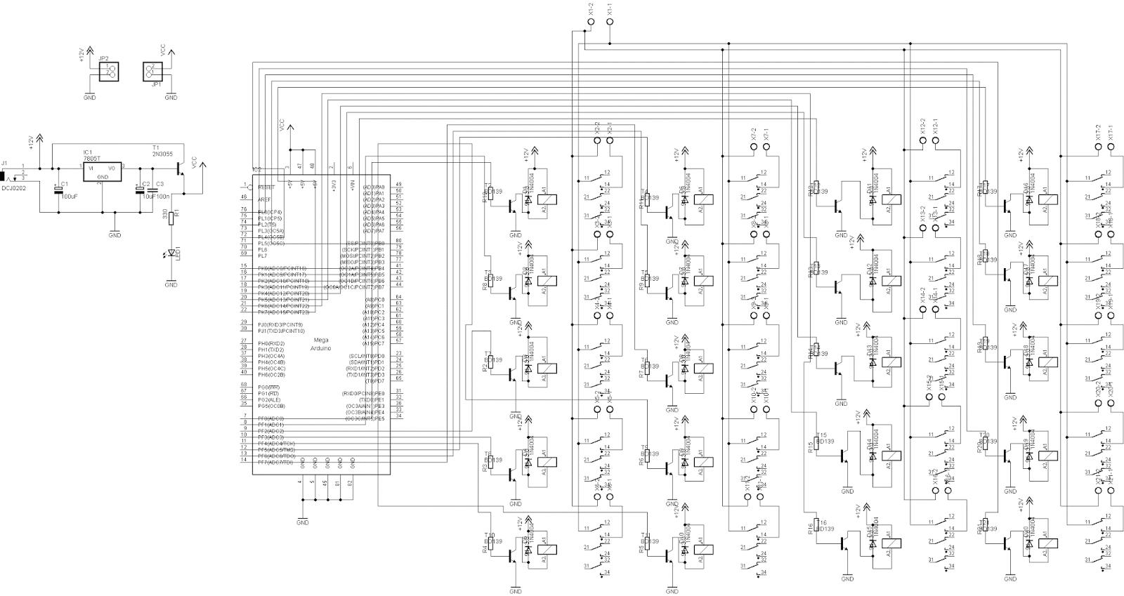 membuat alat kontrol relay on    off dengan timer    delay tertentu arduino