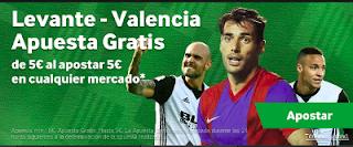 betway Apuesta 5 y llévate 5 Levante vs Valencia 2 septiembre