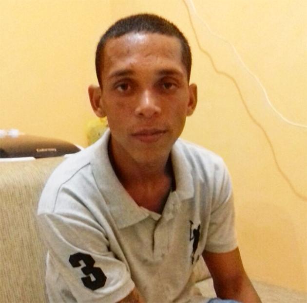 Família procura por jovem de 22 anos desaparecido