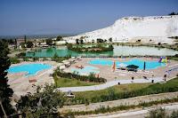 Оздоровительный отдых в Турции - Памуккале