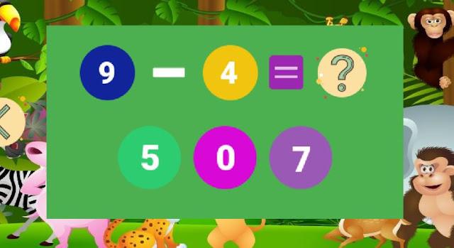 تطبيق رائع لتعليم الأطفال الجمع و الطرح و المقارنة و الحساب بطريقة سهلة باعتماد الصور 15