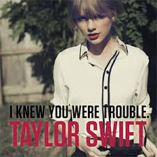 Download Taylor Swift - I Knew You Were Trouble Mp3