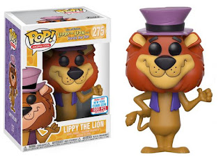 Pop! Hanna-Barbera: Lippy the Lion (1000pc LE).
