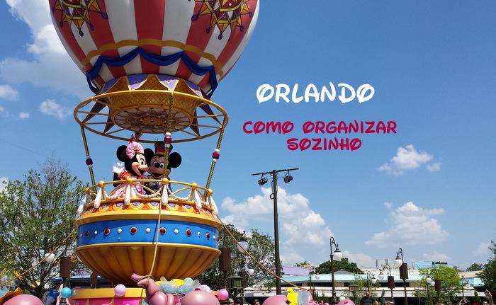 Roteiro Disney Orlando