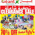 Geant Kuwait - Clearance Sale Upto 70% OFF