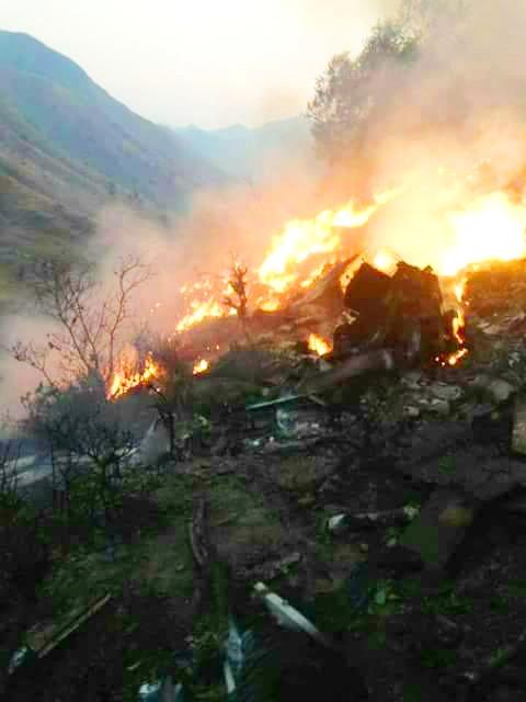 Penerbangan PK661 Pesawat Pakistan, Bawa 47 Penumpang Terhempas