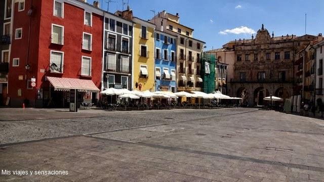 Plaza Mayor de Cuenca, Castilla la Mancha