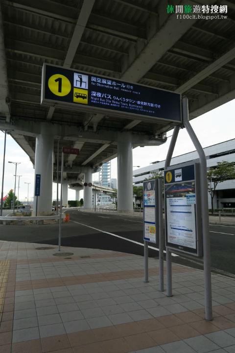 [日本.大阪] 關西空港【関空展望ホール Sky View】機場不只是搭飛機,留點時間眺望航空霸業吧