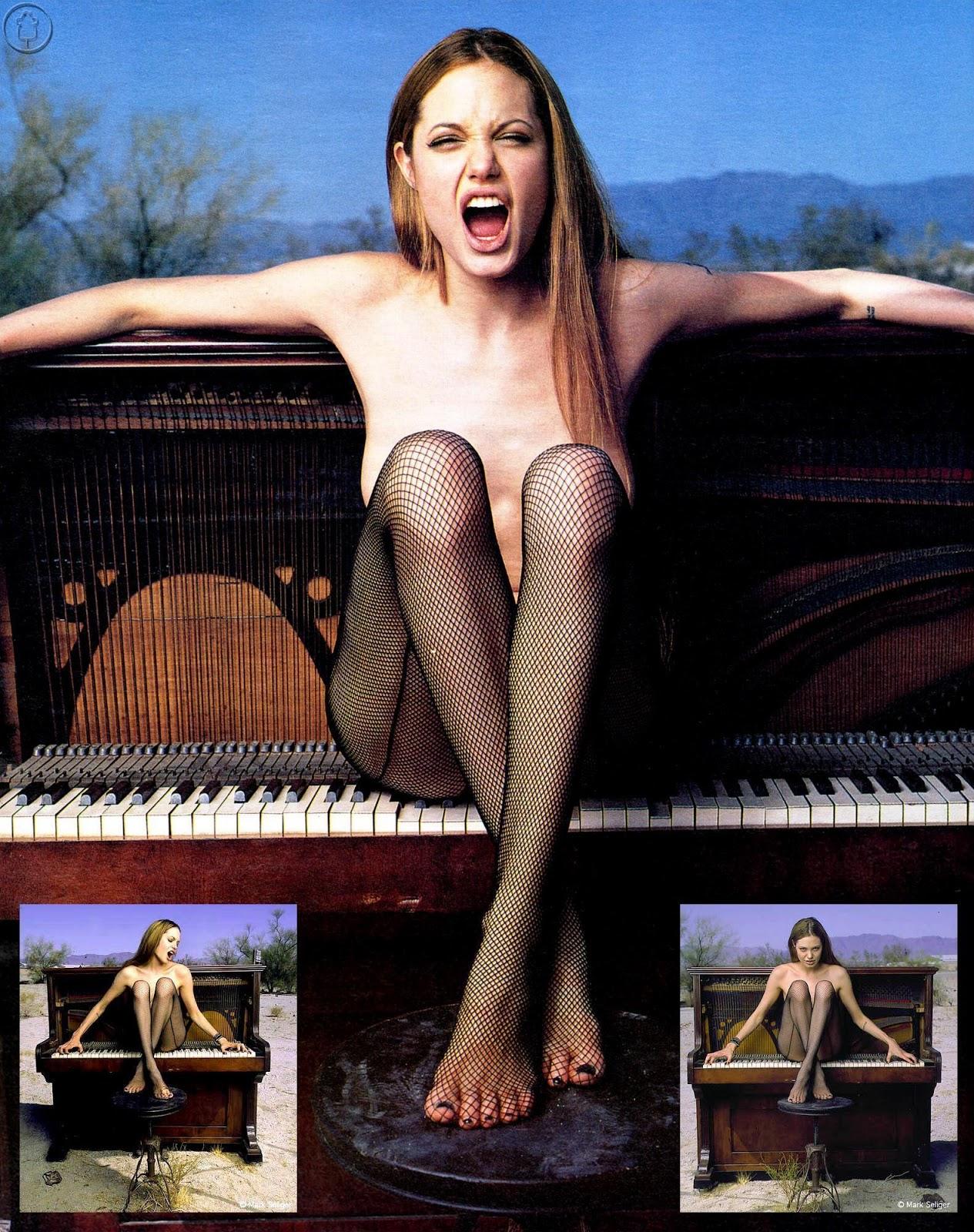 Angelina Jolie Sexy Feet 77