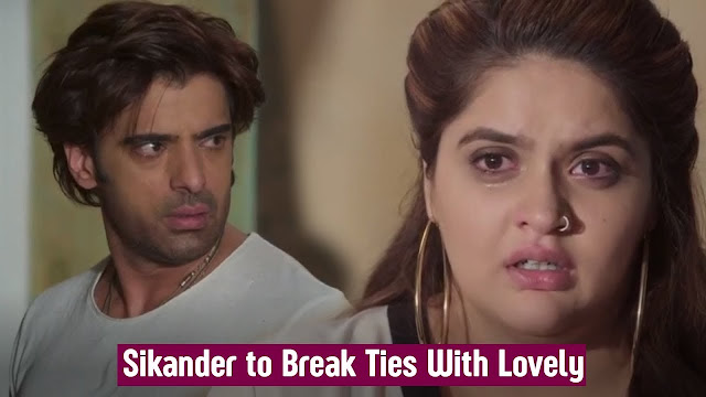 Monday's Spoiler : Sikandar locks Lovely in Kaalkothri, Sikandar's big step to find Kulfi in  Kulfi Kumar Bajewala
