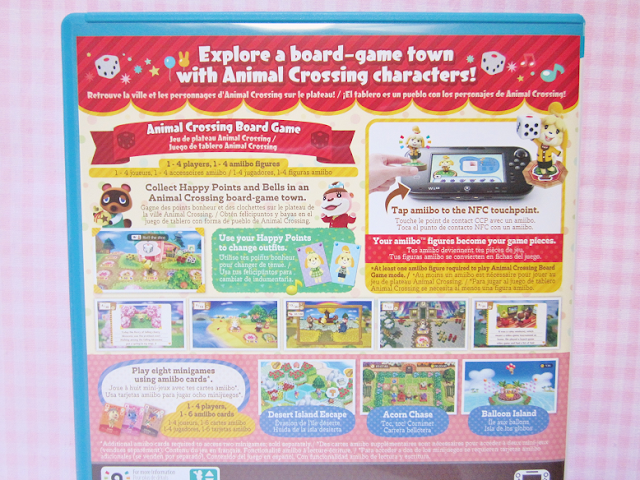 Animal Crossing Amiibo Festival Game Review