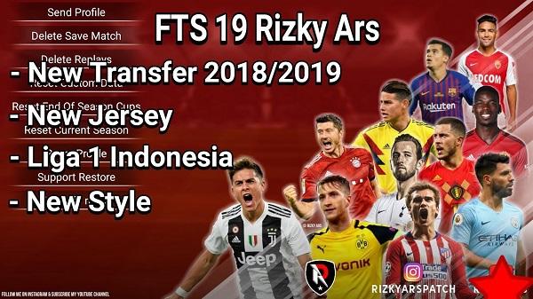 FTS 2019 Mod by Rizky Ars