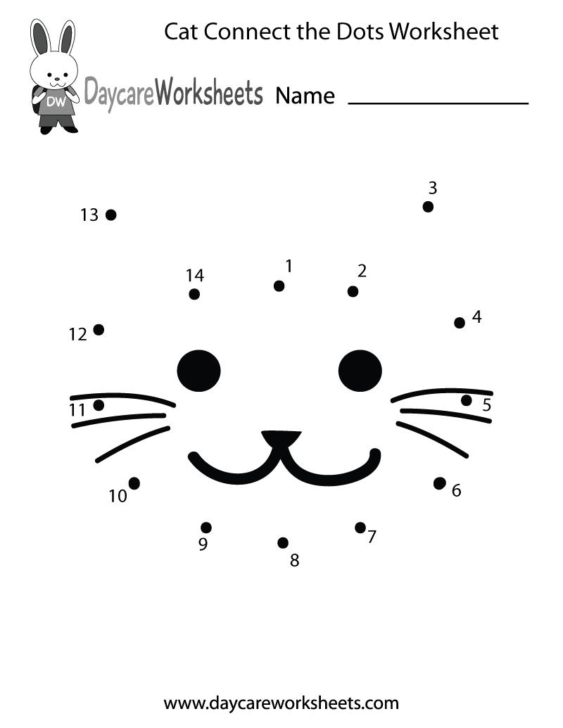 Belajar Angka Sambil Menggambar Mewarnai Kucing Anak File Terdapat Artikel