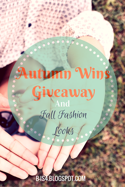 Autumn Wins Giveway, Women's Clothes